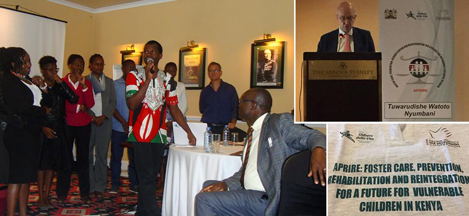 Progetto Aprire Albero della Vita Kenya