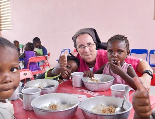 L'indimenticabile estate dei 23 bimbi di Haiti