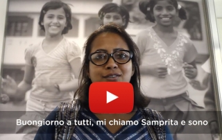 Samprita intervista Sostegno a Distanza in India