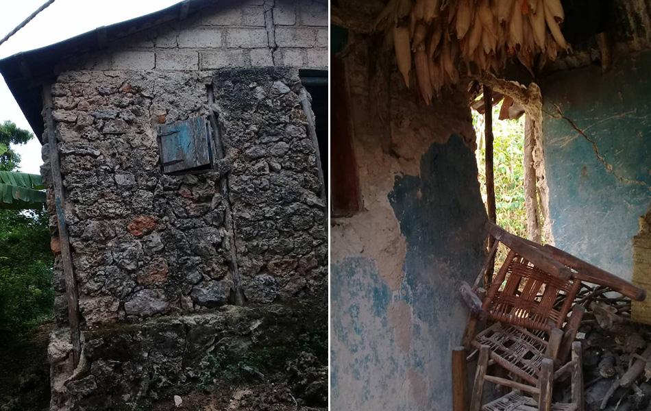 Terremoto Haiti danni