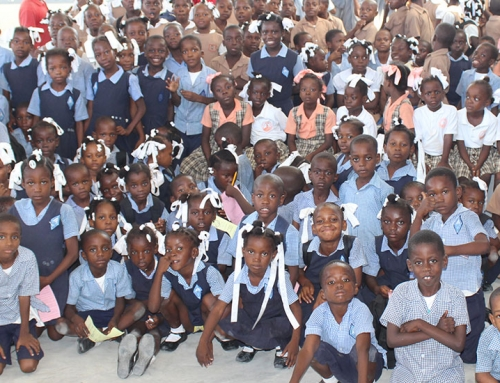 Ad Haiti: Regala un'emozione per Natale