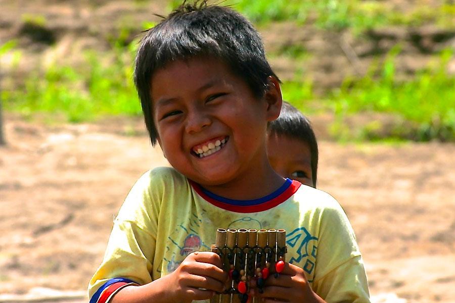 Salute E Benessere Per Bambini E Donne Incinta Dell Amazonia Peruviana Fondazione L Albero Della Vita