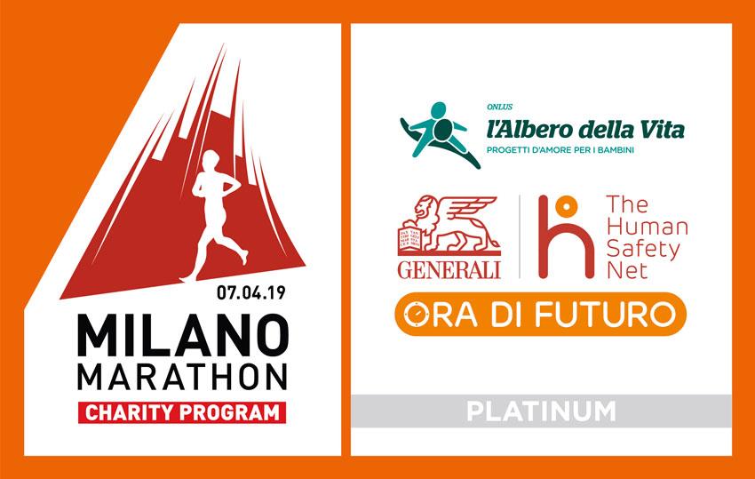 Albero della VIta Milano Marathon 2019