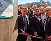 Inaugurazione Varcare la Soglia Napoli Est