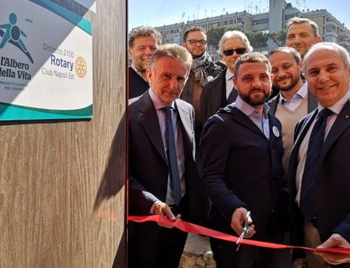 """Inaugurato a Napoli il primo centro """"Varcare La Soglia"""" della Campania"""