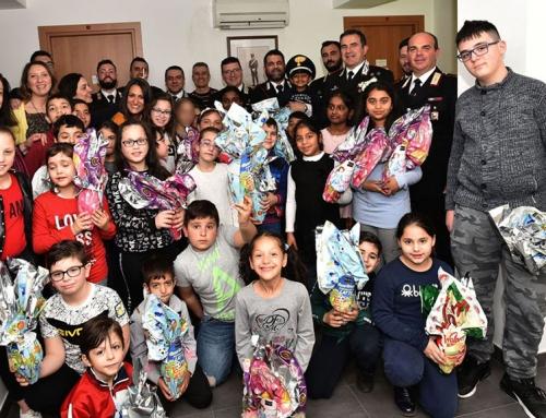 Insieme ai Carabinieri insegniamo ai bambini la cultura della legalità