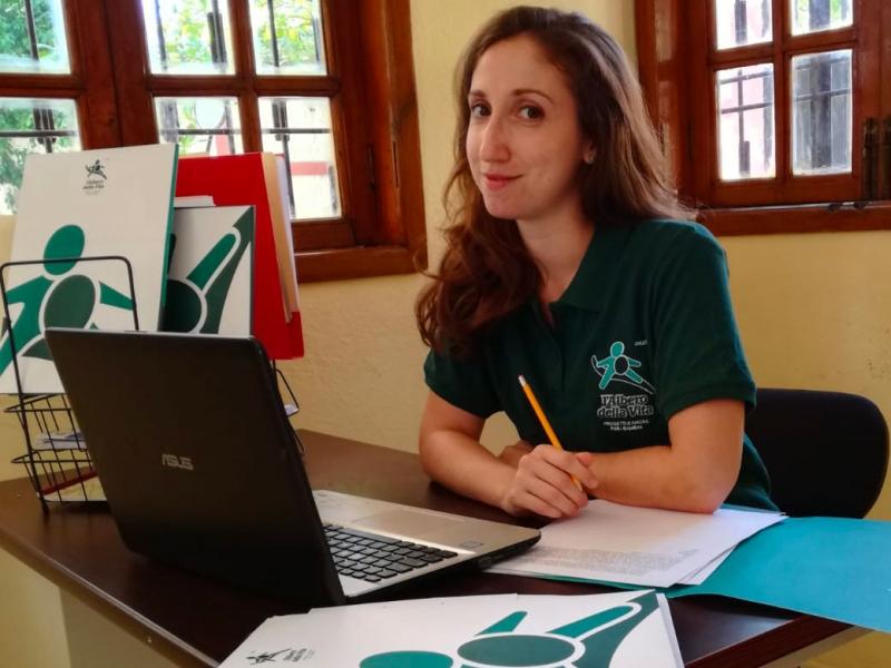 Silvia Albero della Vita Haiti
