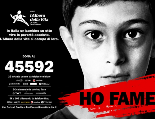 45592 – Un SMS per contrastare la povertà in Italia