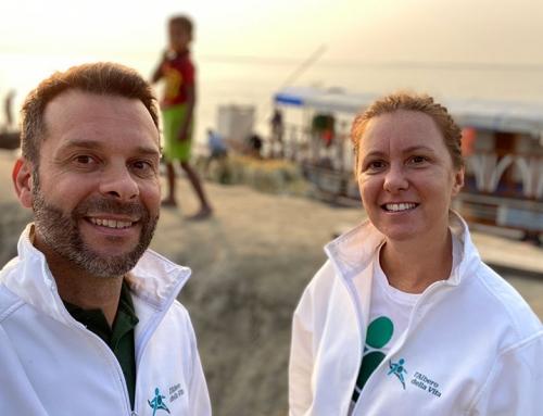 L'India, una tappa indimenticabile per Mattia ed Elisabetta