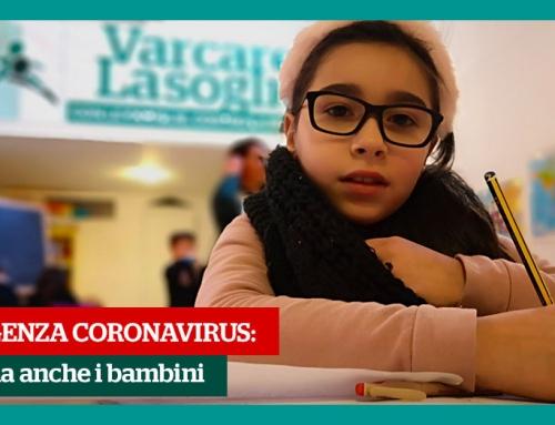 Emergenza Coronavirus: come aiutiamo i bambini in Italia