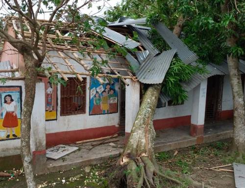 Dopo il Coronavirus in India arriva il ciclone Amphan, anche i villaggi del Sostegno a Distanza sono stati duramente colpiti