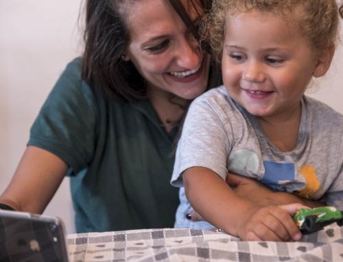 La Rondine: a protezione di mamme e bambini in difficoltà