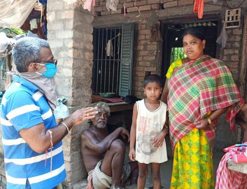Anche alcuni villaggi del SAD colpiti dalla nuova ondata di Covid in India