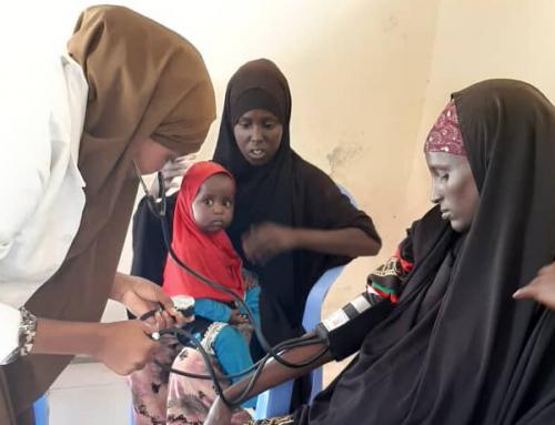 Rafforzamento del Centro materno-infantile di Karaan: Salute per tutti!