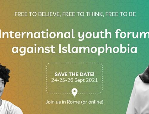 INTERNATIONAL YOUTH FORUM AGAINST ISLAMOPHOBIA